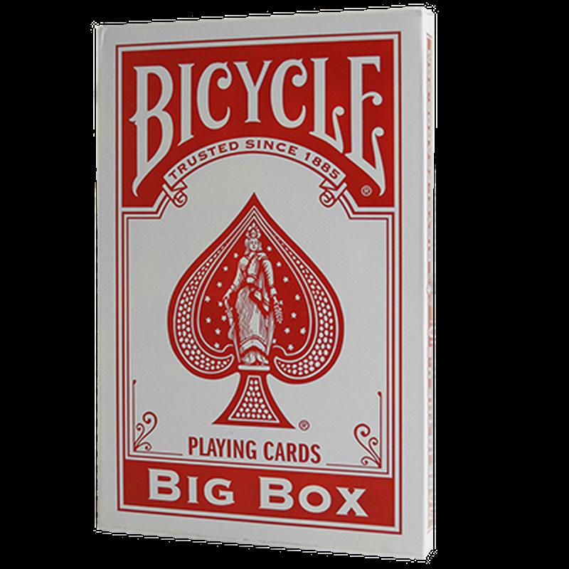 ビッグバイスクルカード<ジャンボ版バイスクル>【M36429】【M35902】Big Bicycle Cards (Jumbo Bicycle Cards)