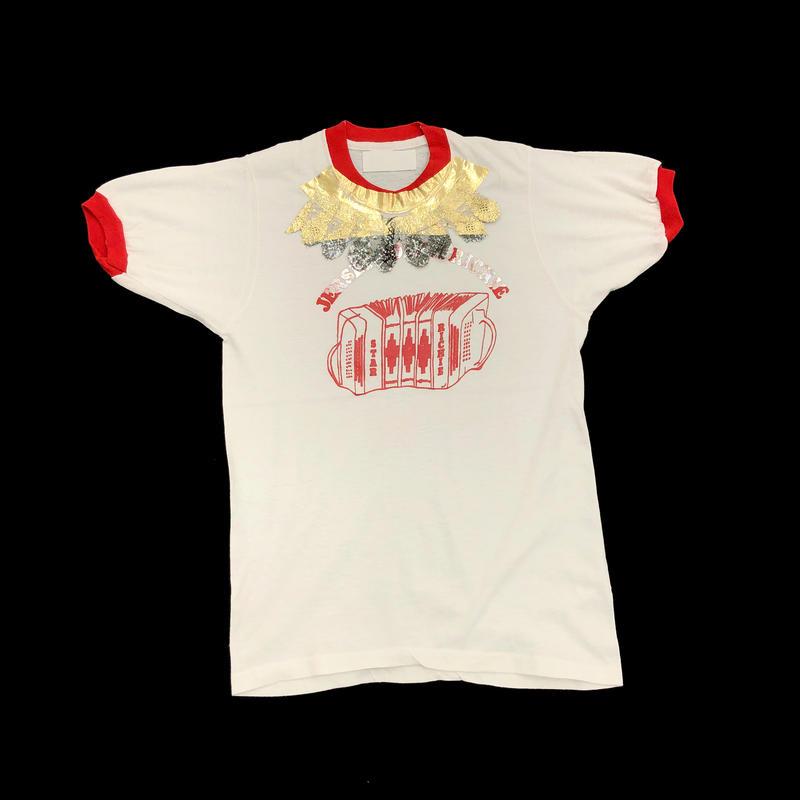 T-shirts Lace - WHITE