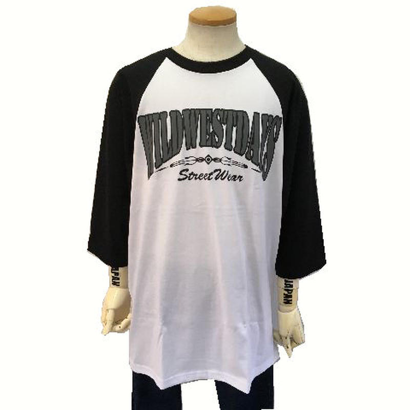 STREET GAME Raglan Tee / OG(Heavy Weight)