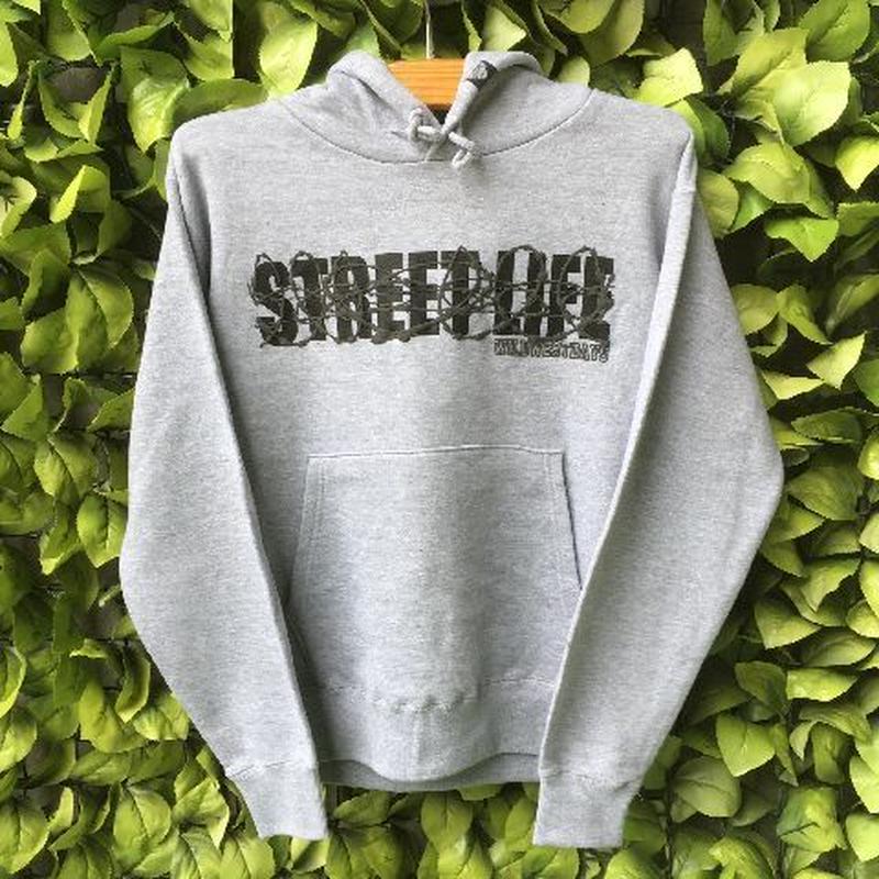 WILDWESTDAYS  HOOD /STREETLIFE (Gray/Black)