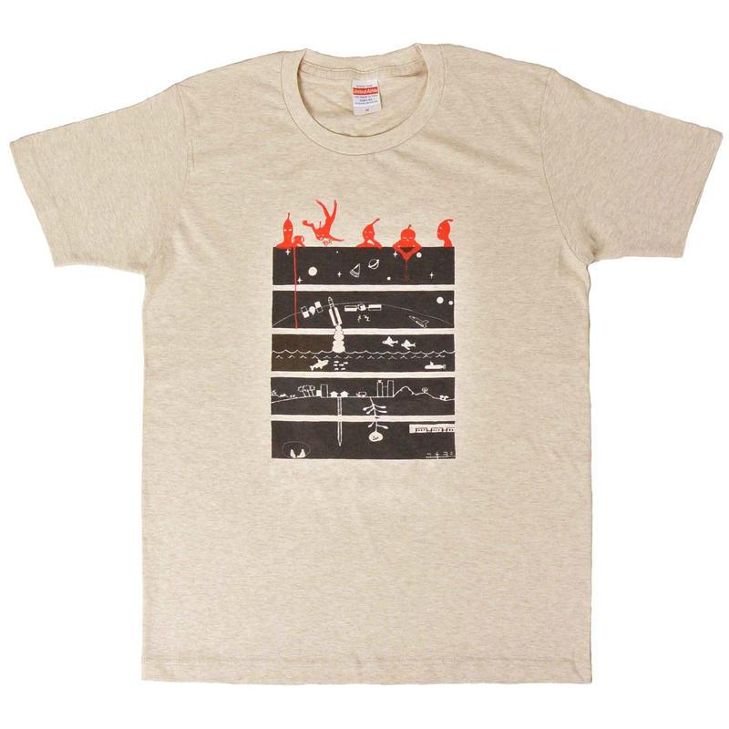 アセンションTシャツ