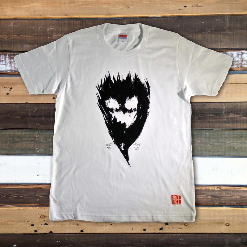 かわいい魔王Tシャツ ホワイト メンズ