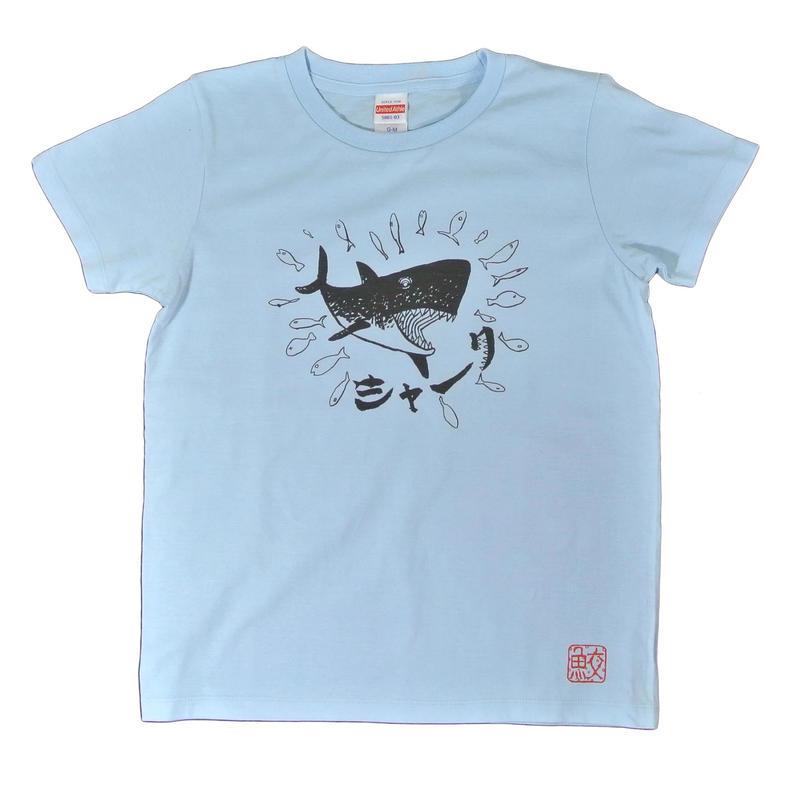 シャークTシャツ2 レディース