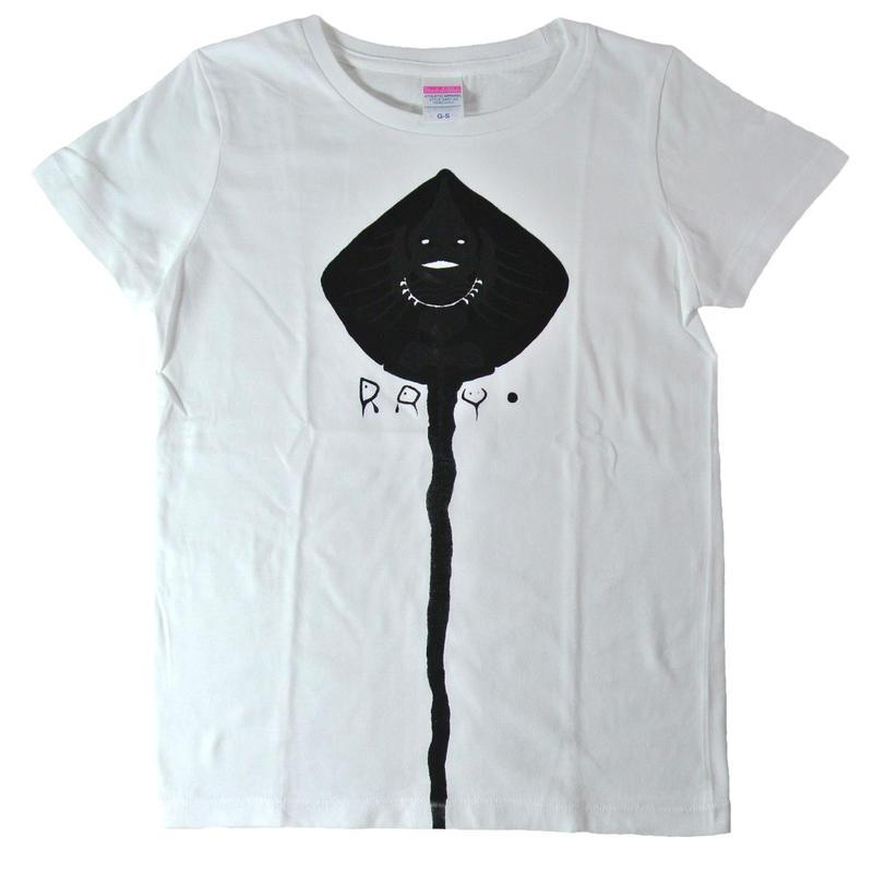 エイ!RAY!Tシャツ レディース