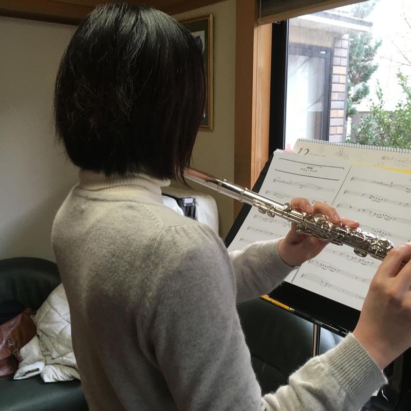 中矢九喜子音楽教室レッスン