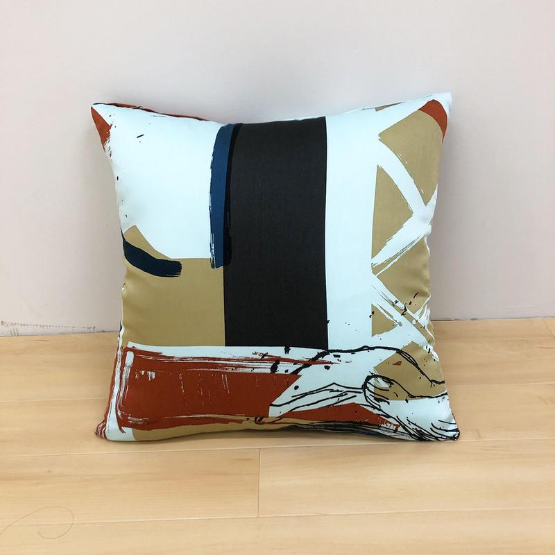Hand print cushion cover02