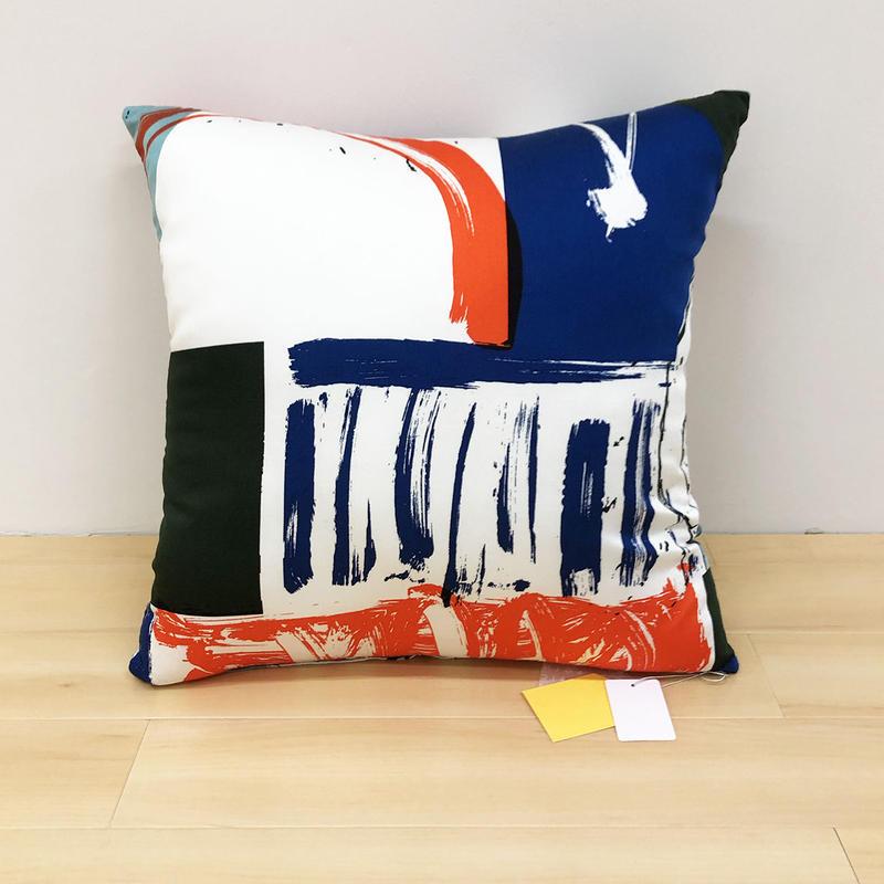 Hand print cushion cover01