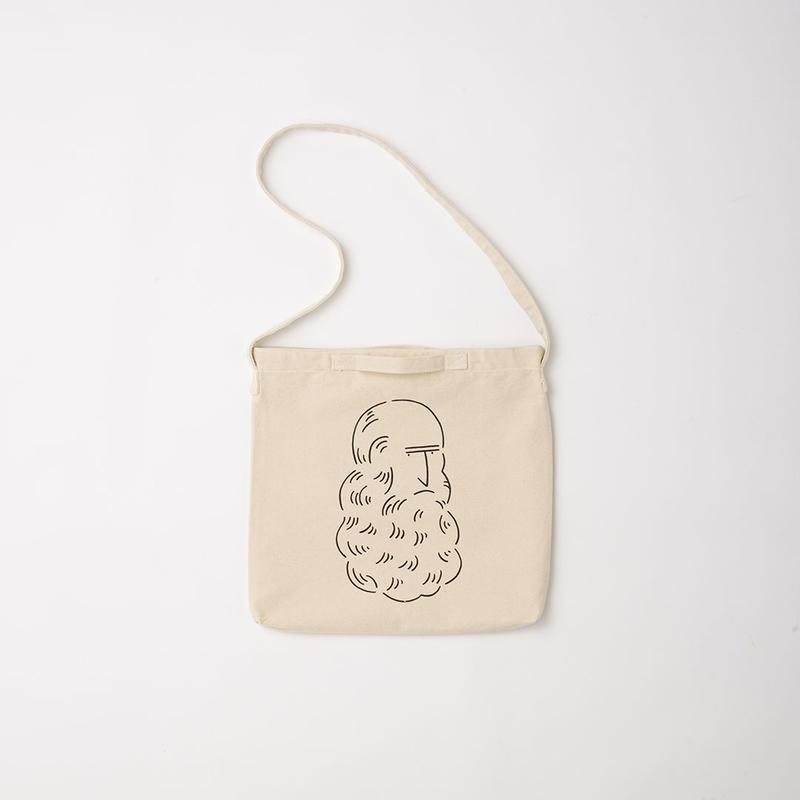 "2WAY Tote bag ""da Vinci"""