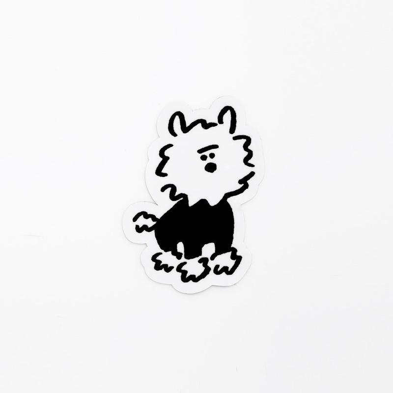"""Sticker """"Dog"""""""