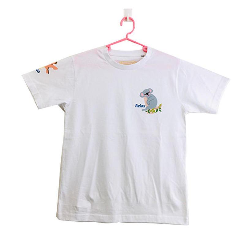 コアのTシャツ Relax ホワイト