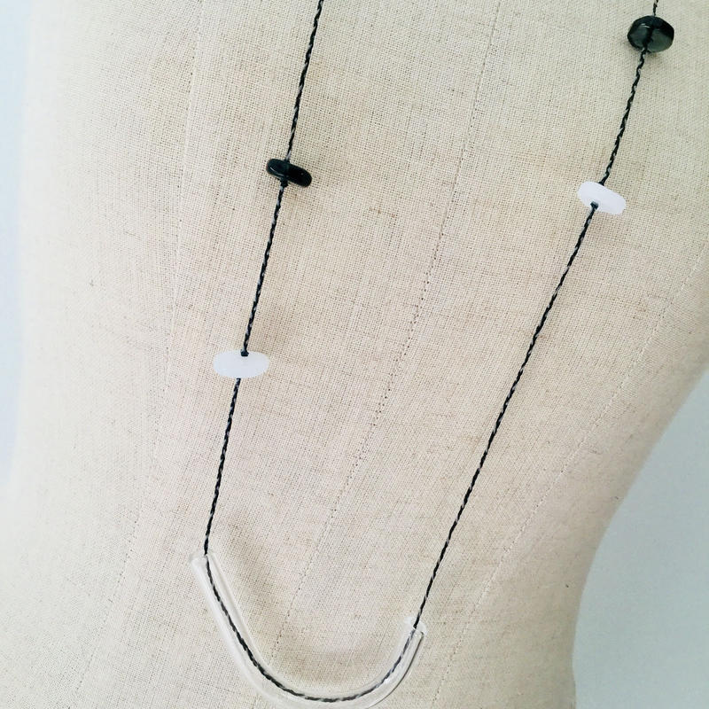rag necklace [itone.]