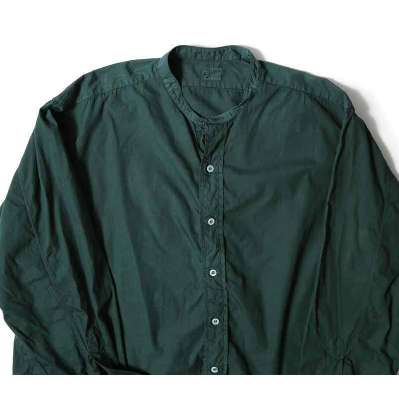 【L'ÉCHOPPE×CNLZ】  BOTANICAL DRESS SHIRT5/レショップ × シーエヌエルゼット ボタニカル シャツ