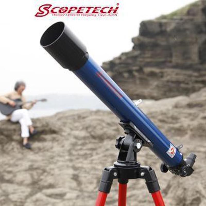 「広告」望遠鏡 スコープテック ラプトル60 ユウサミイスペシャルエディション   販売はスコープテック.JPです。