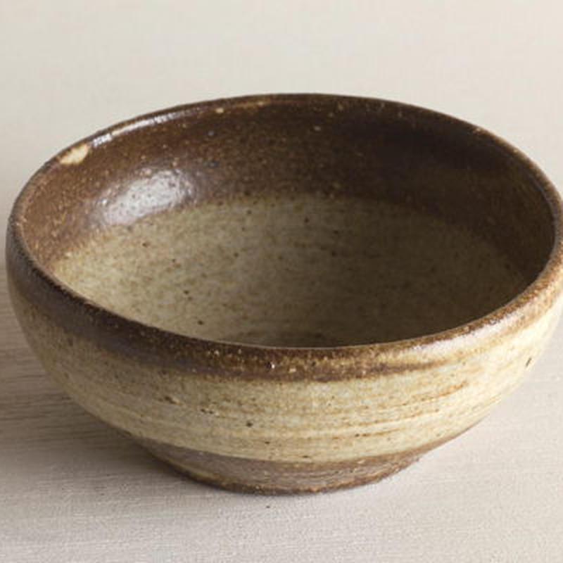 刷毛目 豆鉢 / 及川 静香 [ 陶 ] 021515_014