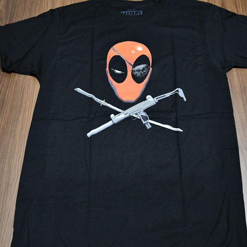 DEADPOOL  Tシャツ A