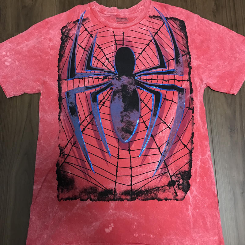 Spider-man Tシャツ
