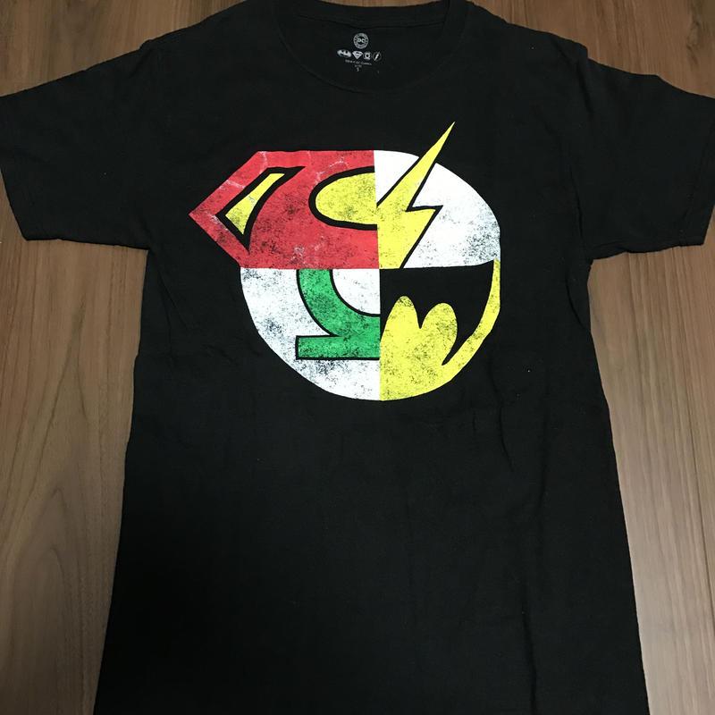 DCcomics オールスター Tシャツ