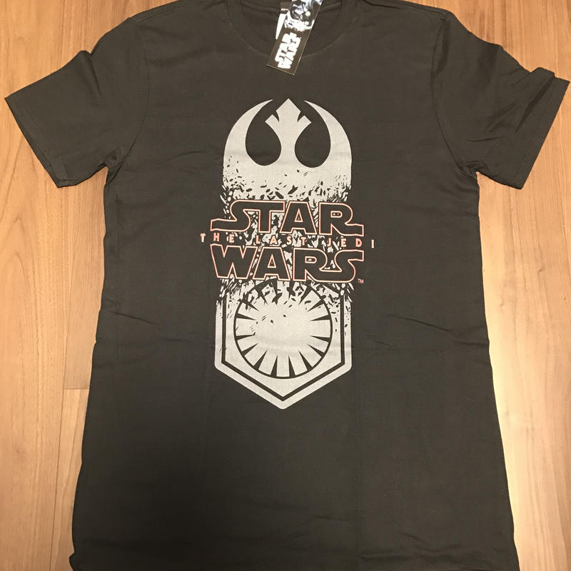 STAR WARS   THE LAST JEDI  Tシャツ