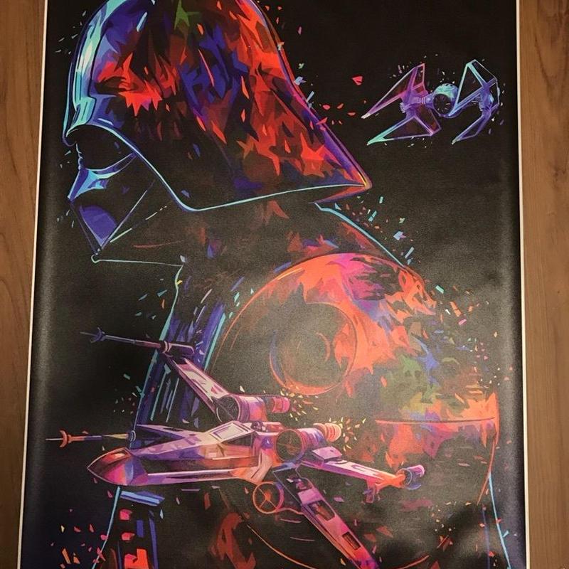 STAR WARS ダースベイダー ポスター