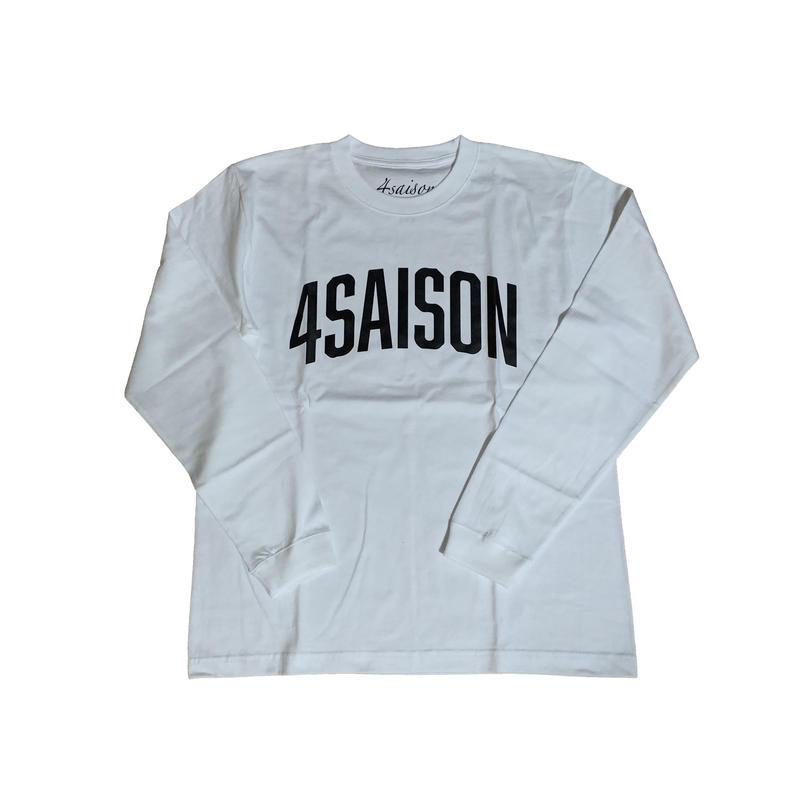 L/S White t-shirt