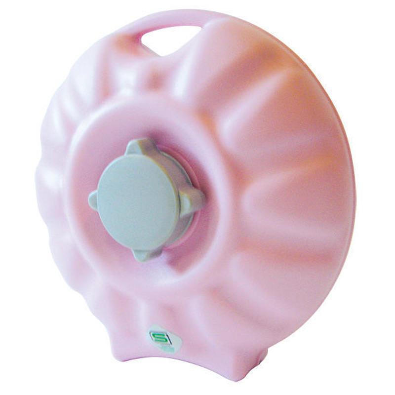 立つ湯たんぽ 美肌娘 1.8L(呼吸するキャップ付き)