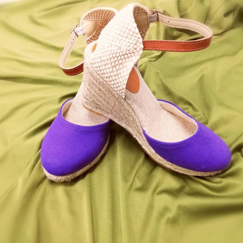 フェリアシューズa (薄紫)