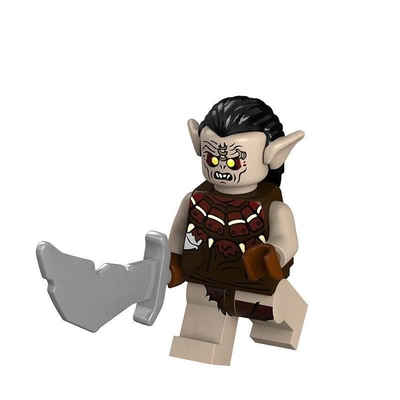レゴ互換 ロードオブザリング ゴブリン 50体 lego互換品