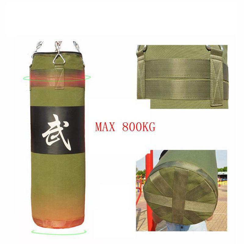 サンドバッグ フック付き 120cm トレーニング ボクシング MMA ムエタイ パンチ キック ファイトバッグ