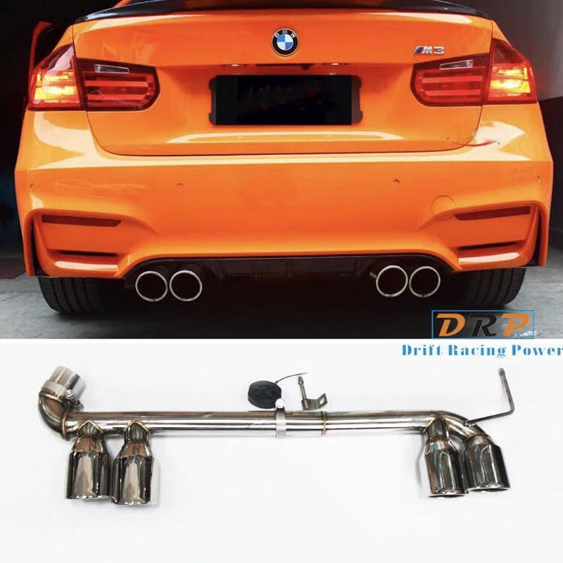 BMW M3 F30 F35 マフラー 320i 320 エアロ ディフューザー 3シリーズ