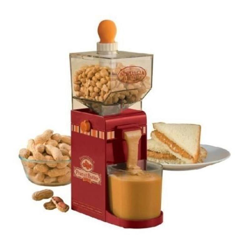 ピーナッツバター メーカー 製造機 ピーナッツバター機 国内対応(110V) 60HZ 米国プラグ 輸入品 調理 家庭 業務 趣味
