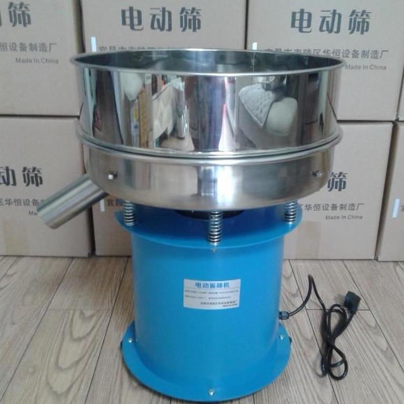電動ふるい 110V 直径40cm 粉末 スクリーニング 国内電圧対応 高性能