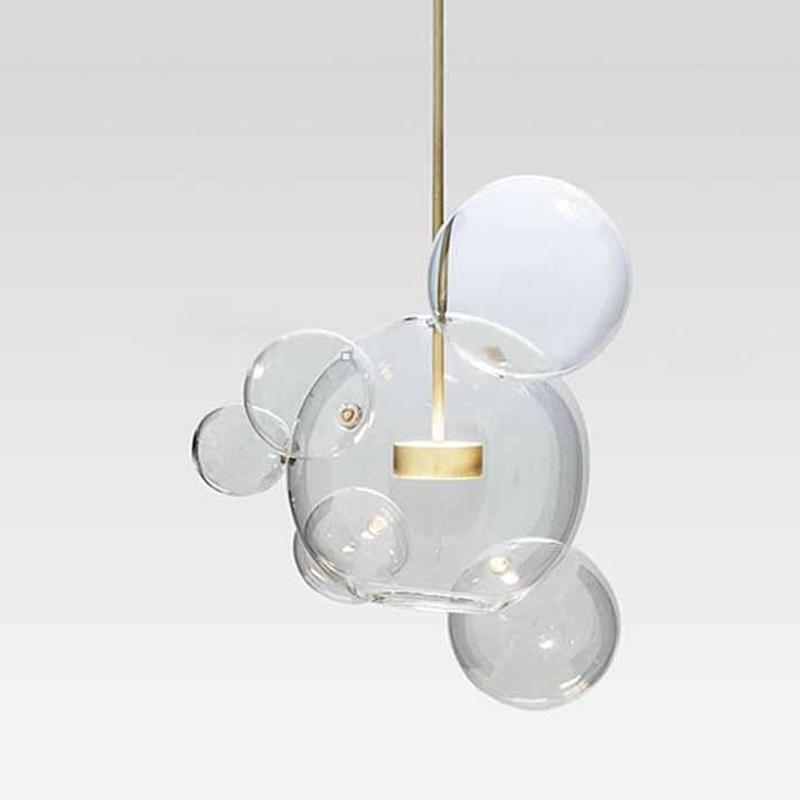 照明器具 LED ペンダントライト ボール形 球体 丸形 ダイニング リビング キッチン 北欧デザイン