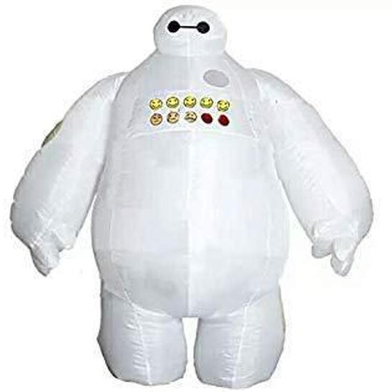ベイマックス ハロウィン パーティー イベント コスプレ 仮装 衣装 コスチューム 着ぐるみ キャラクター フリーサイズ