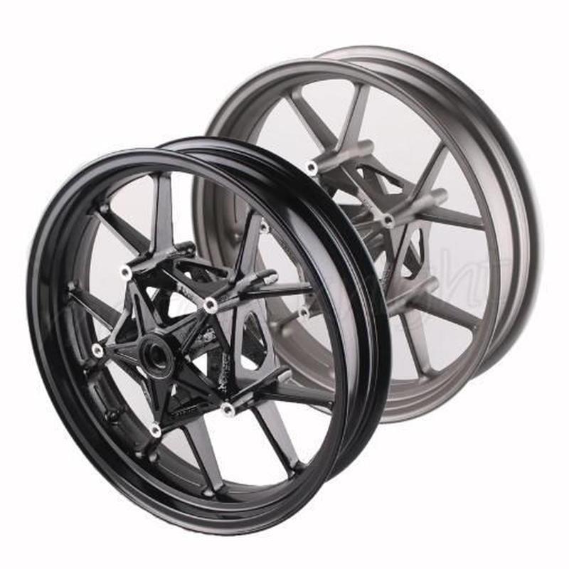 Bmw S1000RR R用 フロントホイール リム アルミ合金 ブラック or グレー 2009 2010 2011 2012 2013 2014 2015