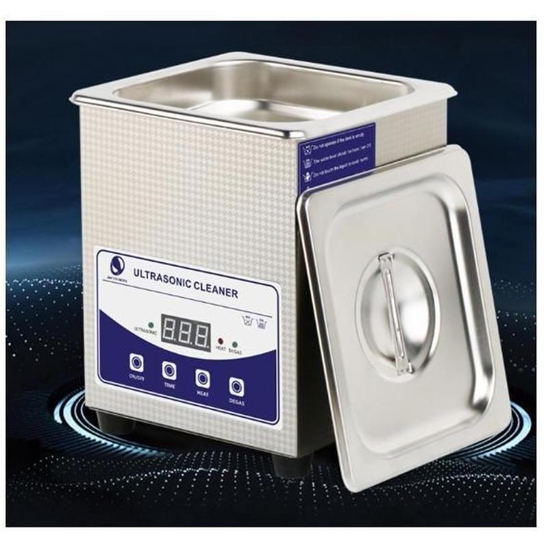 強力超音波洗浄機 2L JP010T 業務用 クリーナー デジタル 【新品送料無料】