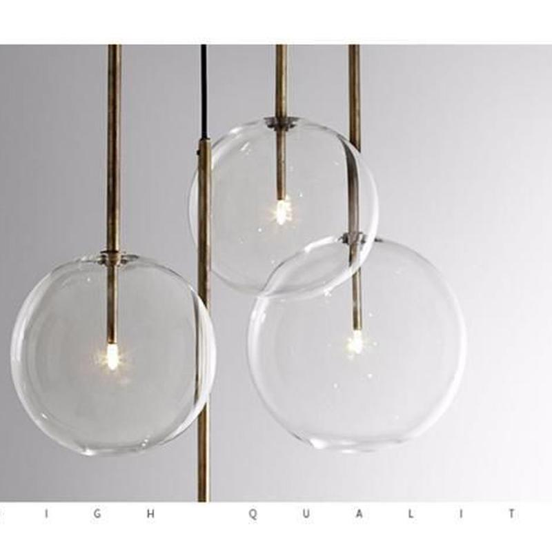 天井照明  G4 LED ペンダントライト ガラス 球体 丸形 北欧デザイン ダイニング リビングルーム レストラン カフェ