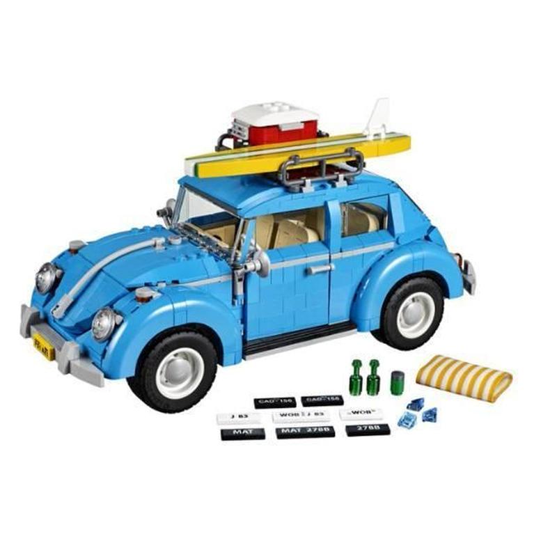 LEGO レゴ クリエイター 10252 互換 フォルクスワーゲン ビートル