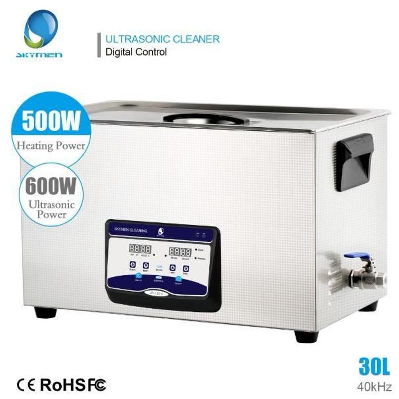 超音波洗浄機 業務用 30リットル ヒーター 超音波洗浄器 30L