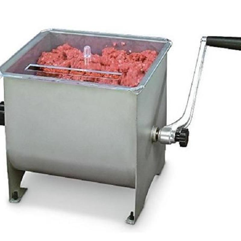ミートミキサー 手動式 業務用 ミンチ 肉ミキサー