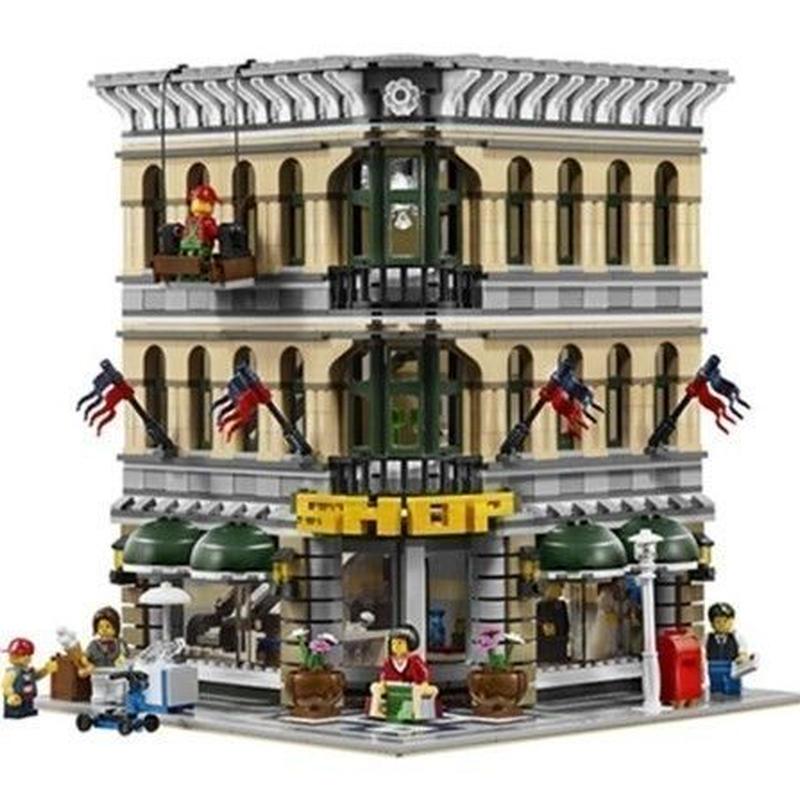 レゴ ( LEGO ) 互換 クリエイター グランドデパートメント 10211相当 2232ピース LEPIN レゴブロック