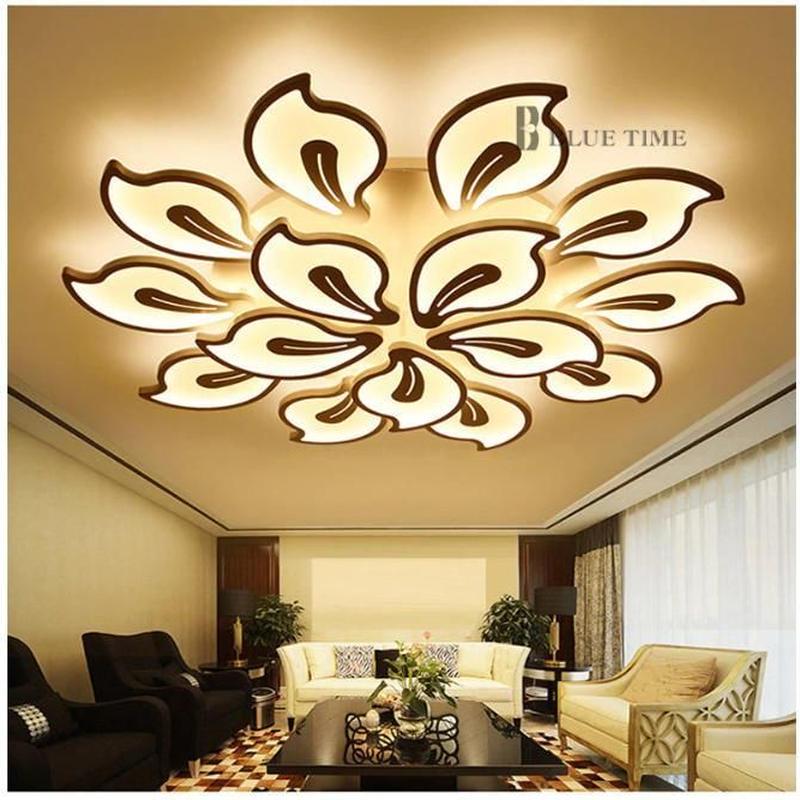 シーリングライト LED ペンダントライト ランプ 天井照明 シャンデリア 花 フラワーデザイン