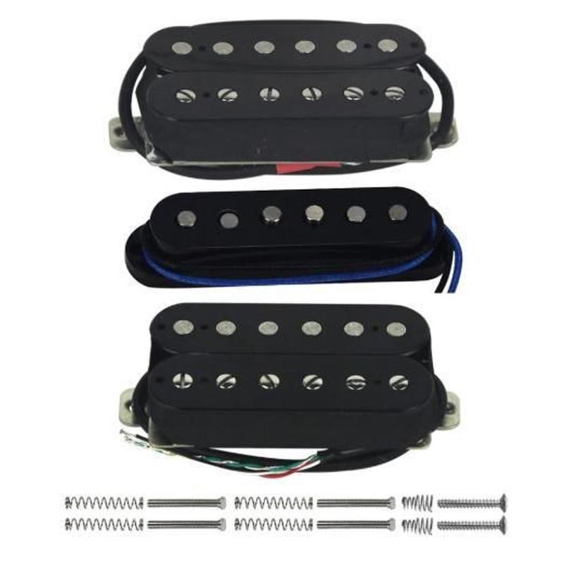 ギターピックアップアルニコ5マグネットシングルハム3連