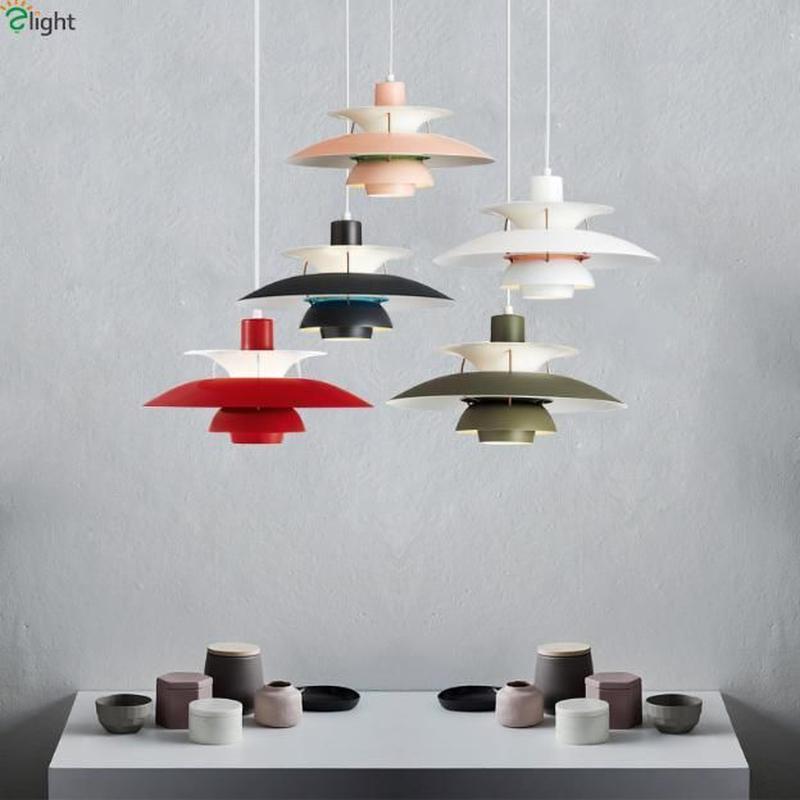 照明器具 LED ペンダントライト PH5 アンブレラ形 ダイニング リビング キッチン 北欧デザイン