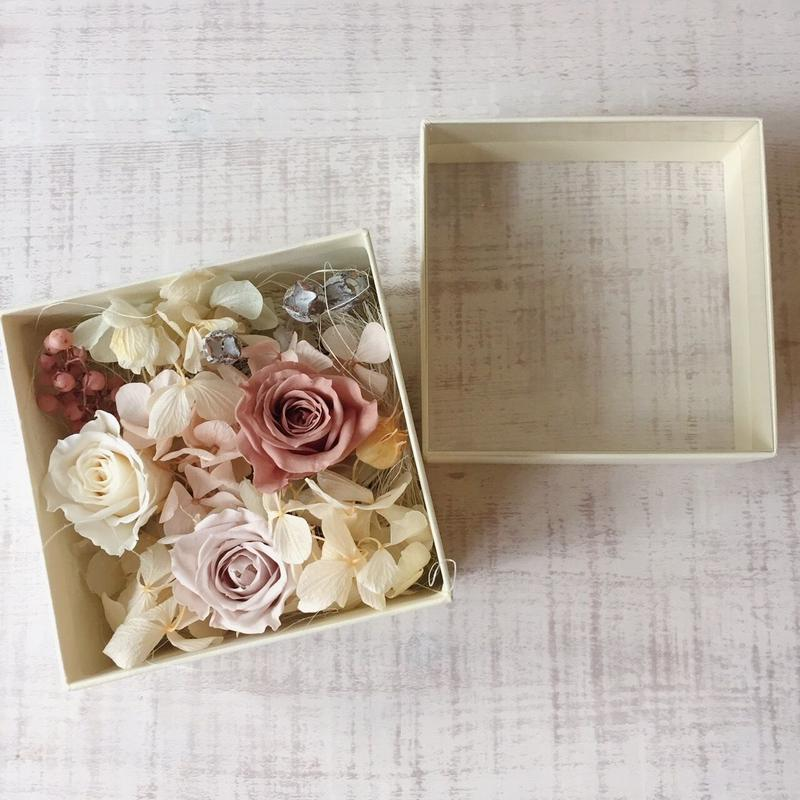 Flower box(natural)