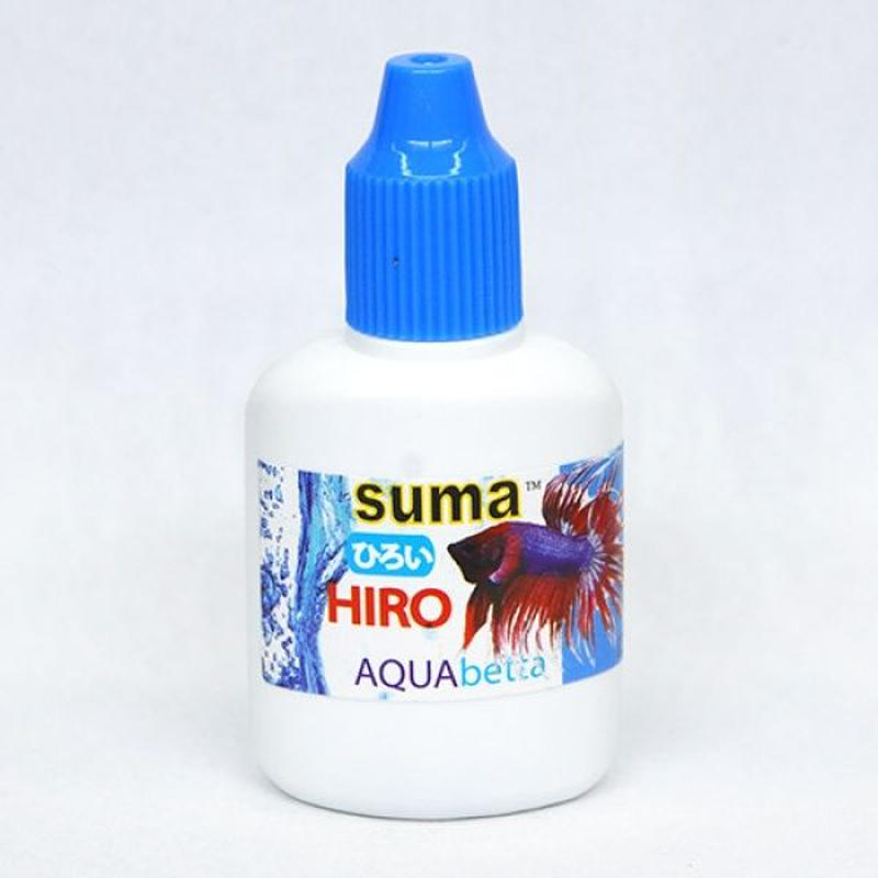 suma HIRO Aqua Betta (ショーベタ専用粘膜保護剤)