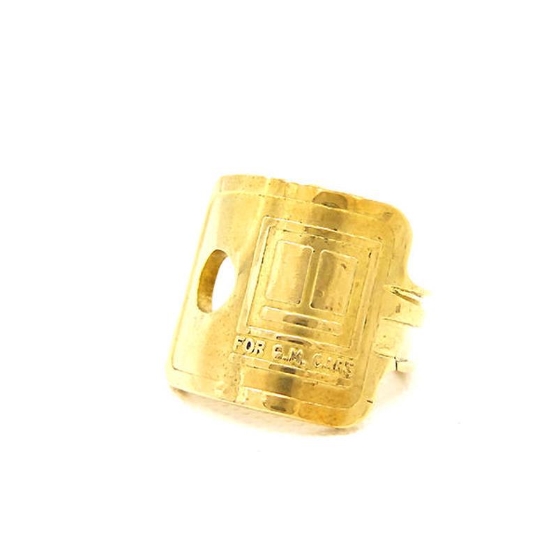 アンティーク『オールドキーの指輪』 17