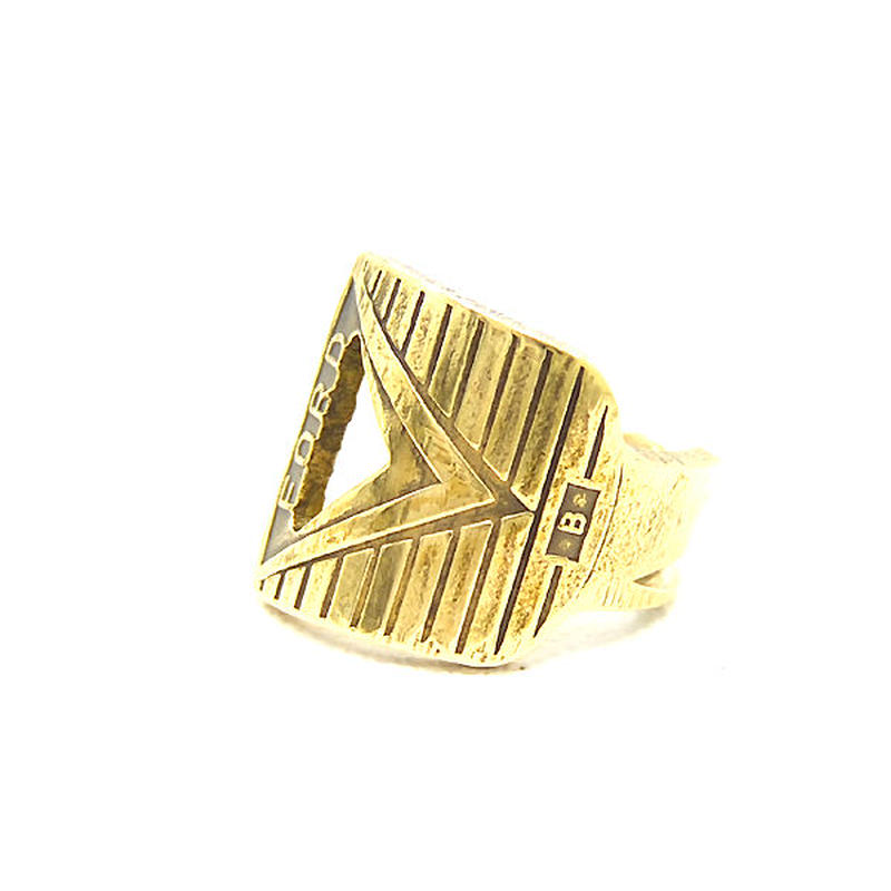 アンティーク『オールドキーの指輪』 10