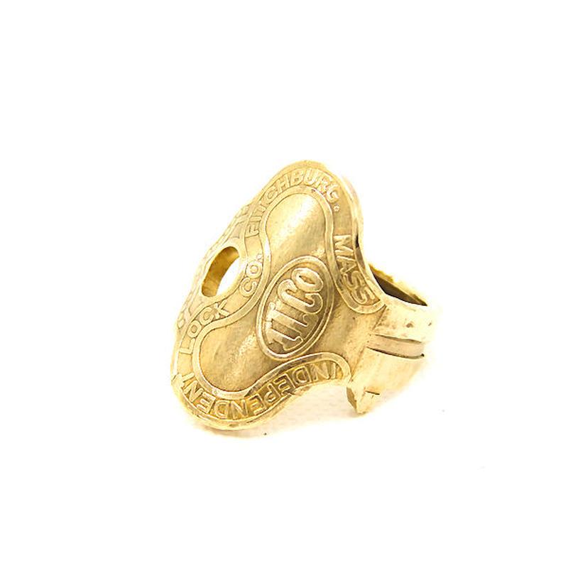 アンティーク『オールドキーの指輪』 1