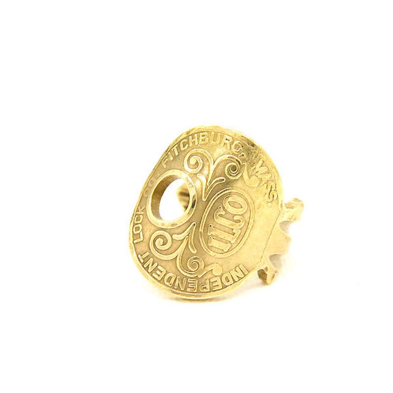 アンティーク『オールドキーの指輪』 4