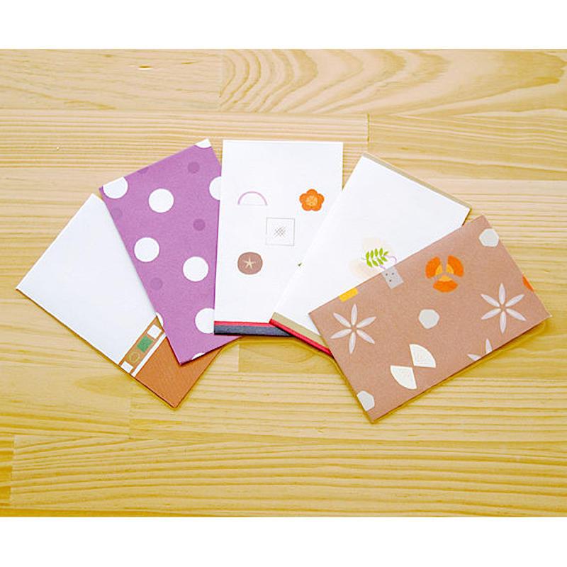 ポチ袋 〜汁物〜【PPC-00-0002】